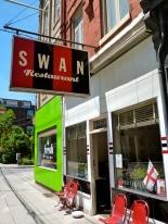 learn english, legal english, Grammatika International, ESL, law, Swan Restaurant, Toronto, Queen West, Queen Street, tourism, Canada, brunch